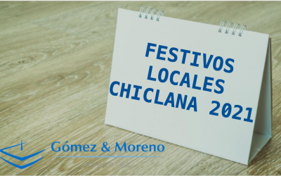 Festivos locales en Chiclana