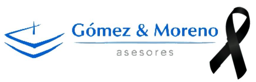 Gómez & Moreno Asesores con las víctimas del COVID-19