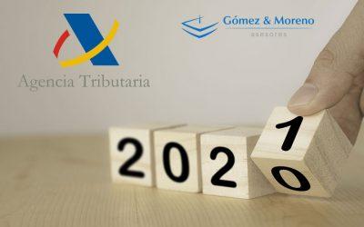 Cómo obtener y confirmar tu borrador de la Renta 2020