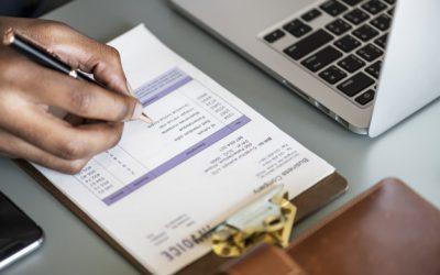 Cómo hacer una factura con varios tipos de IVA