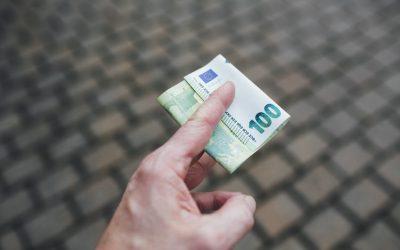 Prohibidos los pagos en efectivo superiores a 1.000 euros