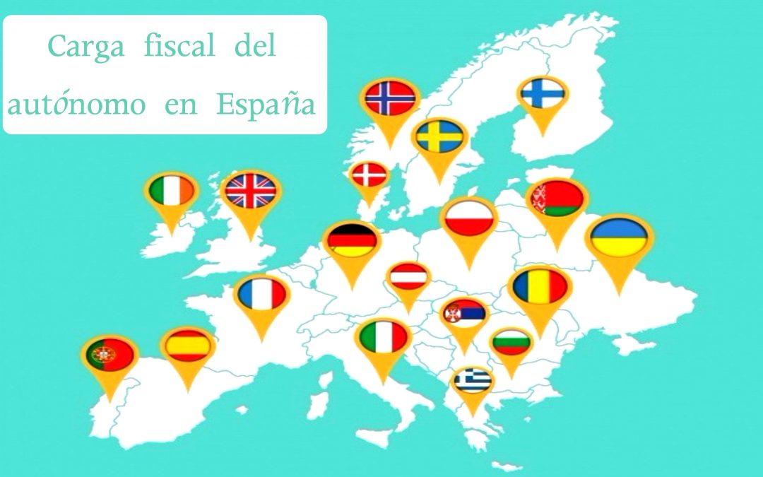 Autónomos: ¿por qué la carga fiscal en España es tal alta?