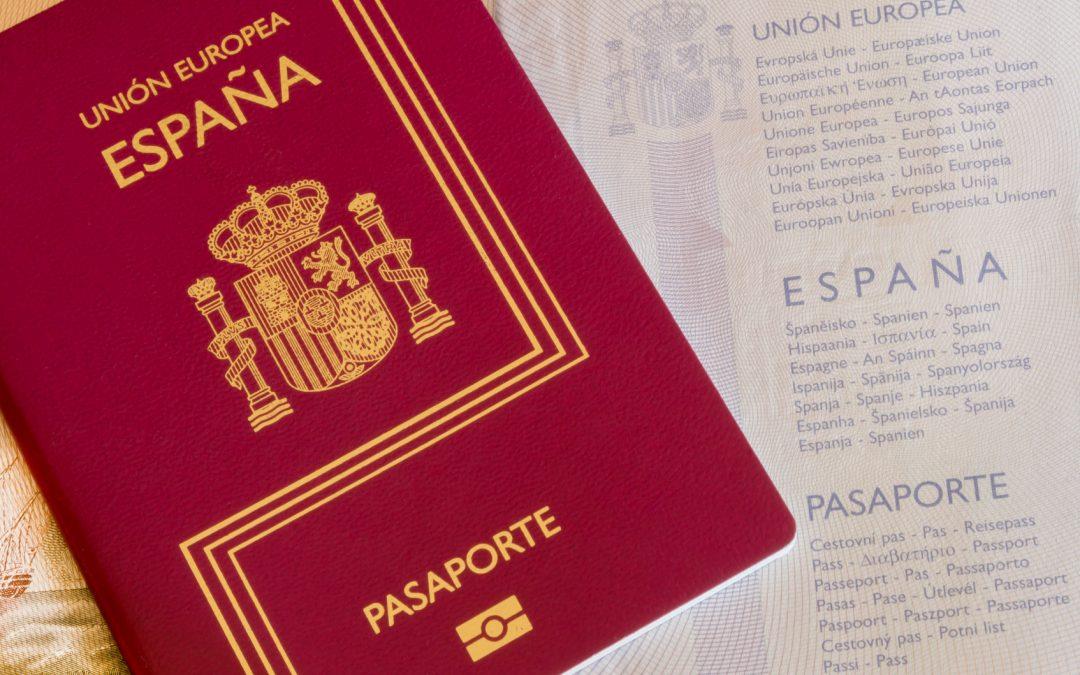 Por qué el pasaporte español es tan poderoso.