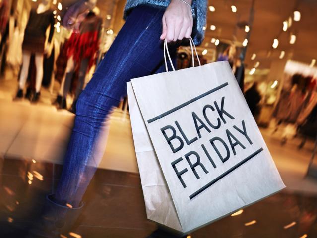 Cómo evitar las estafas online durante el 'Black Friday'.