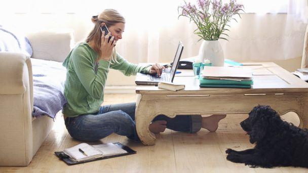 Estrategias para no perder productividad si trabajas desde casa.
